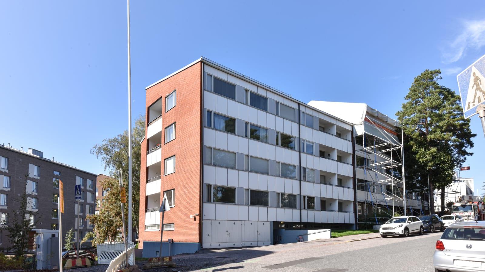 Helsinki, Etelä-Haaga, Isonnevantie 18