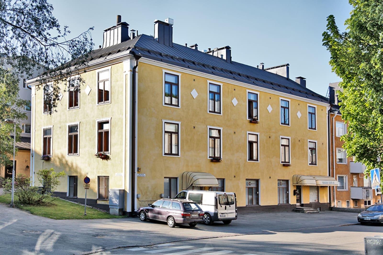 Helsinki, Etelä-Haaga, Ristolantie 7