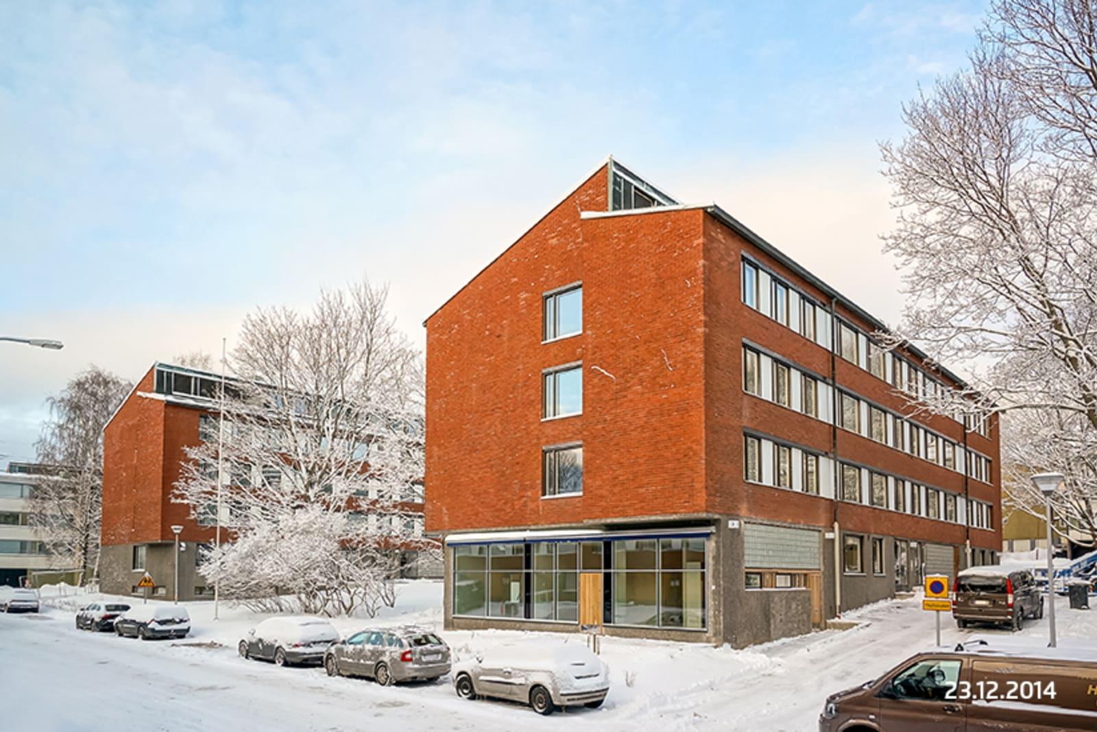Helsinki, Etelä-Haaga, Kangaspellontie 1-5