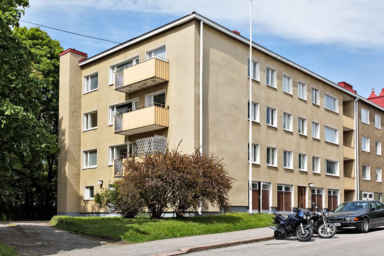 Helsinki, Etelä-Haaga, Talontie 4