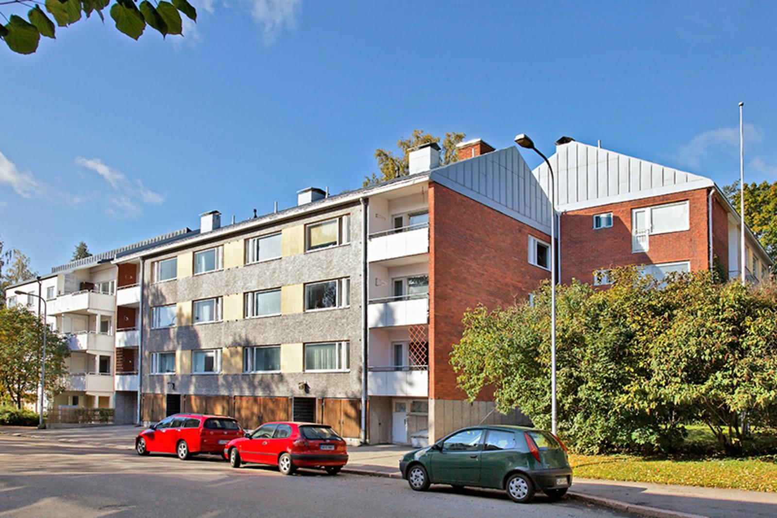 Helsinki, Etelä-Haaga, Oskelantie 8