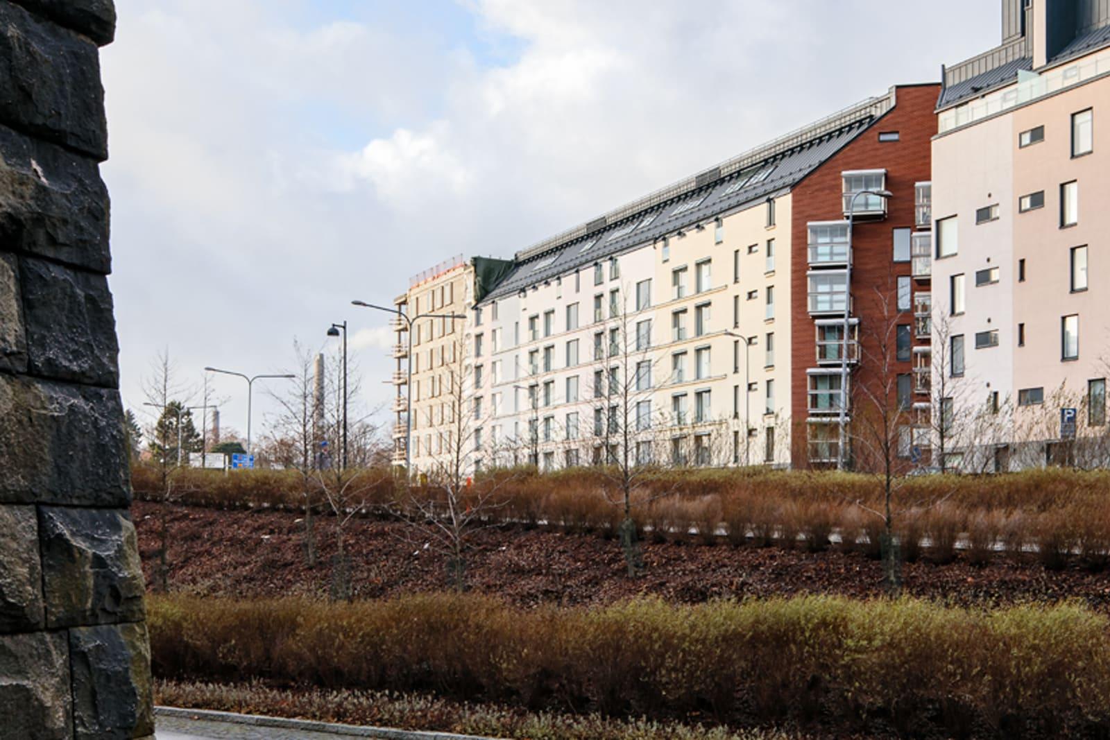 Helsinki, Etu-Töölö, Pohjoinen Rautatiekatu 33