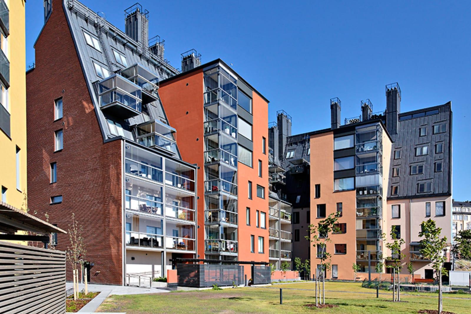 Helsinki, Etu-Töölö, Pohjoinen Rautatiekatu 31