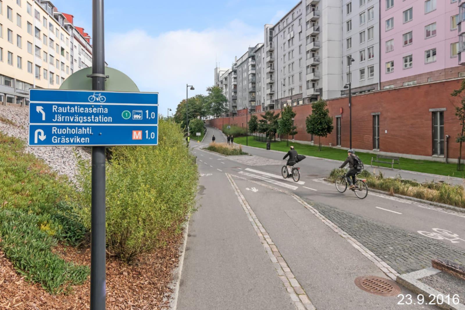 Helsinki, Etu-Töölö, Mechelininkatu 3a