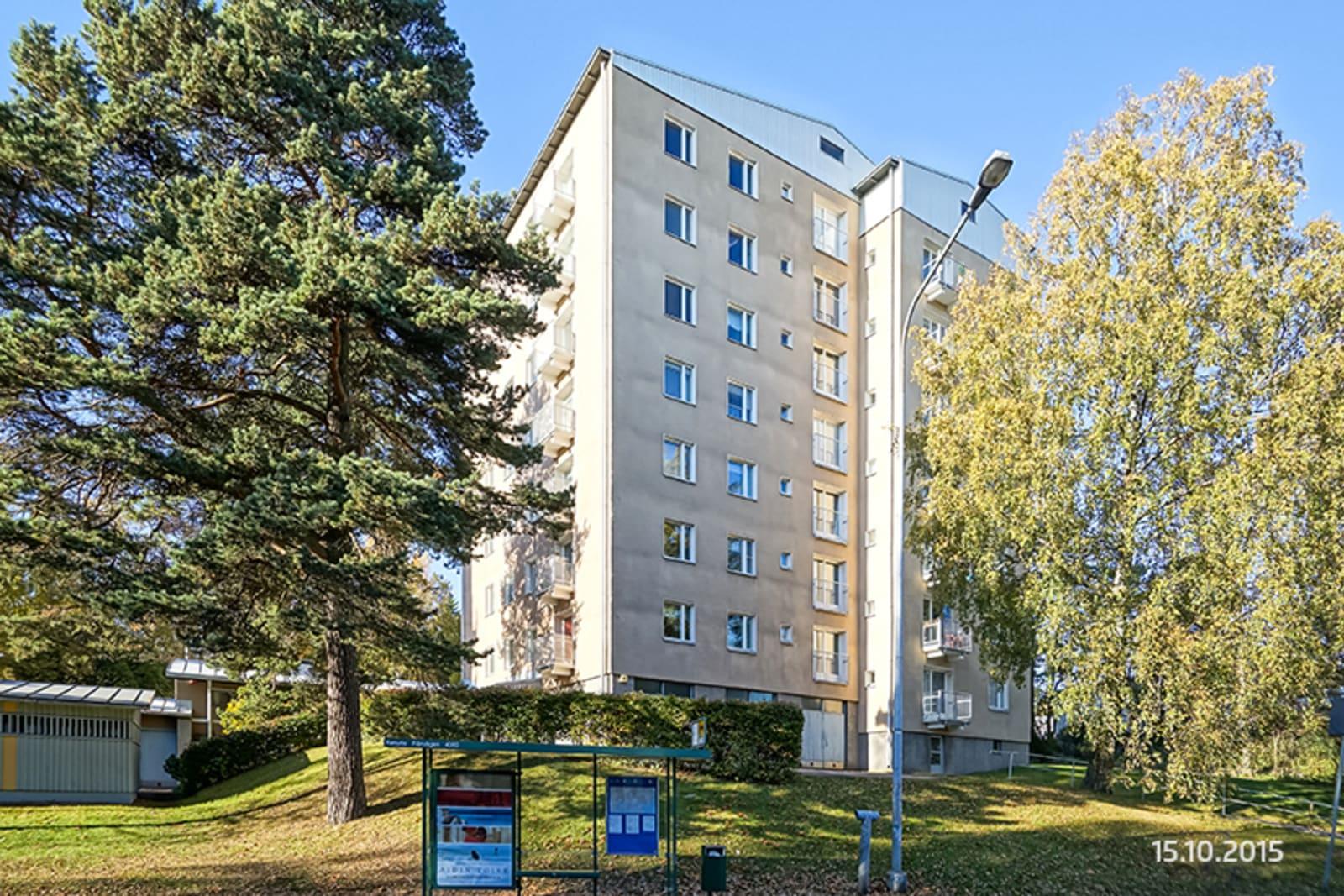 Helsinki, Herttoniemi, Kettutie 4