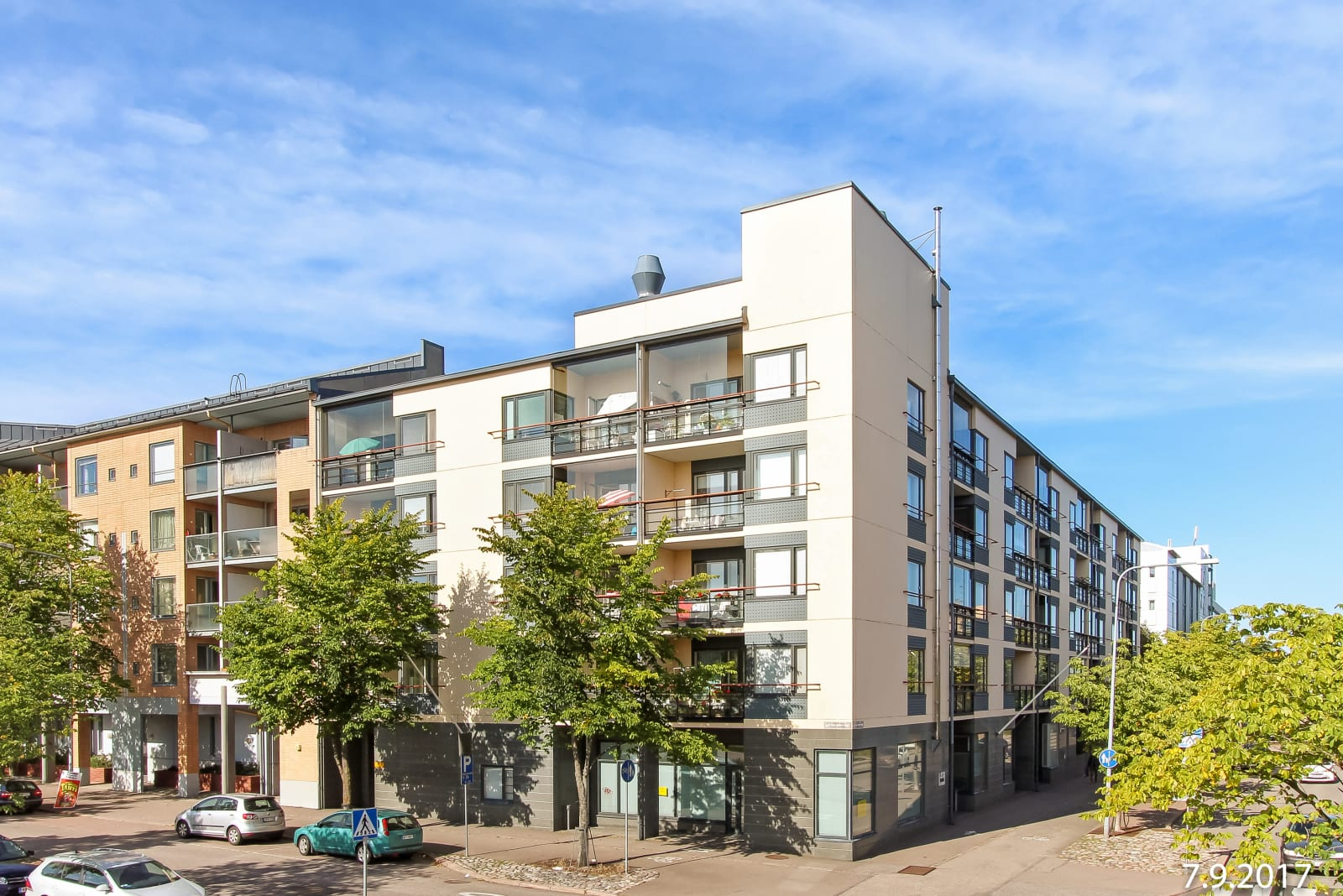 Helsinki, Herttoniemi, Laivalahdenportti 5