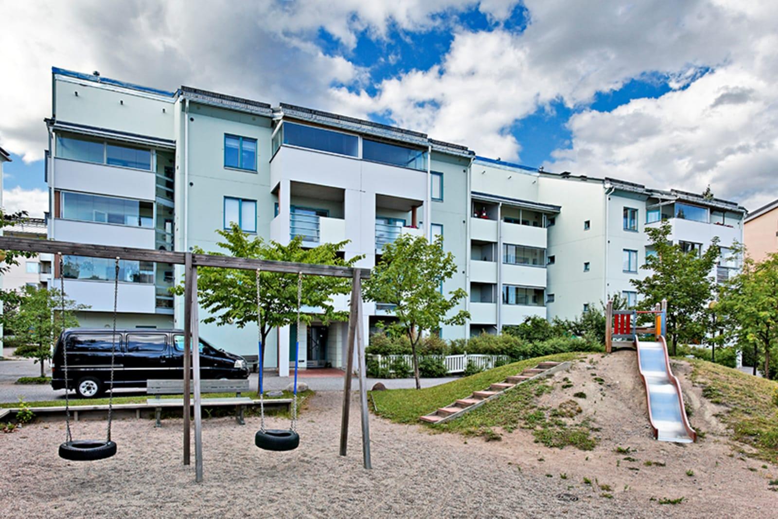 Helsinki, Herttoniemi, Kerttulinkuja 1