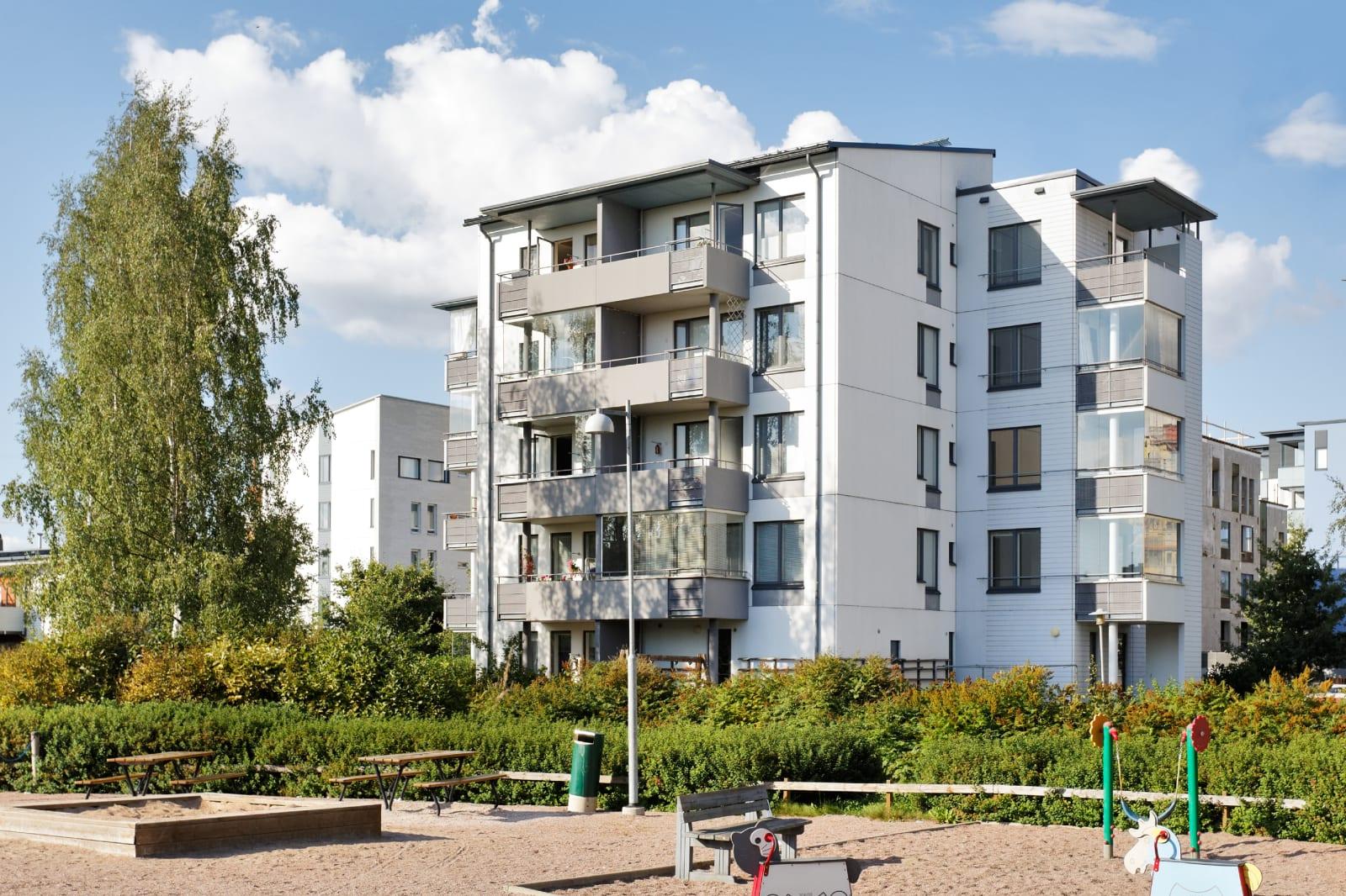Helsinki, Kaarela, Pasuunatie 8, Klaveeripolku 3