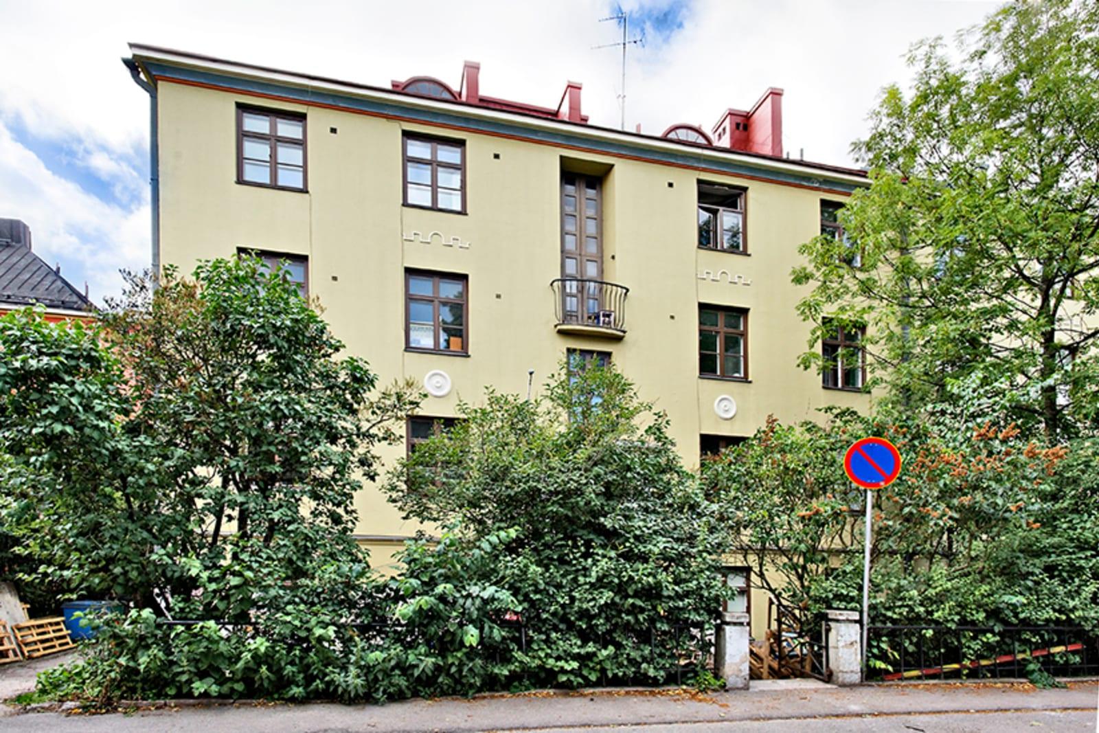Helsinki, Kallio, Torkkelinkuja 4
