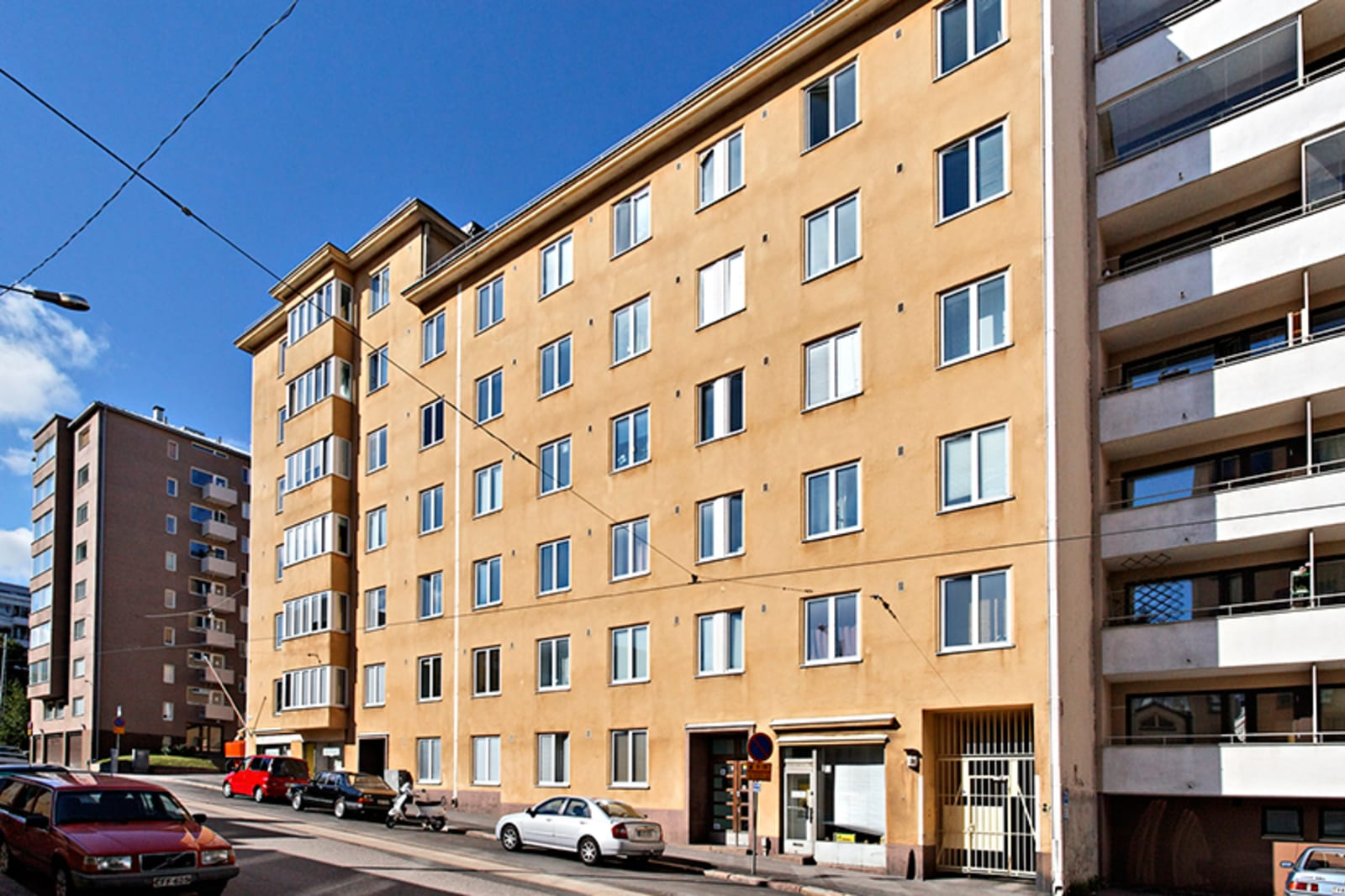 Helsinki, Kallio, Toinen linja 31