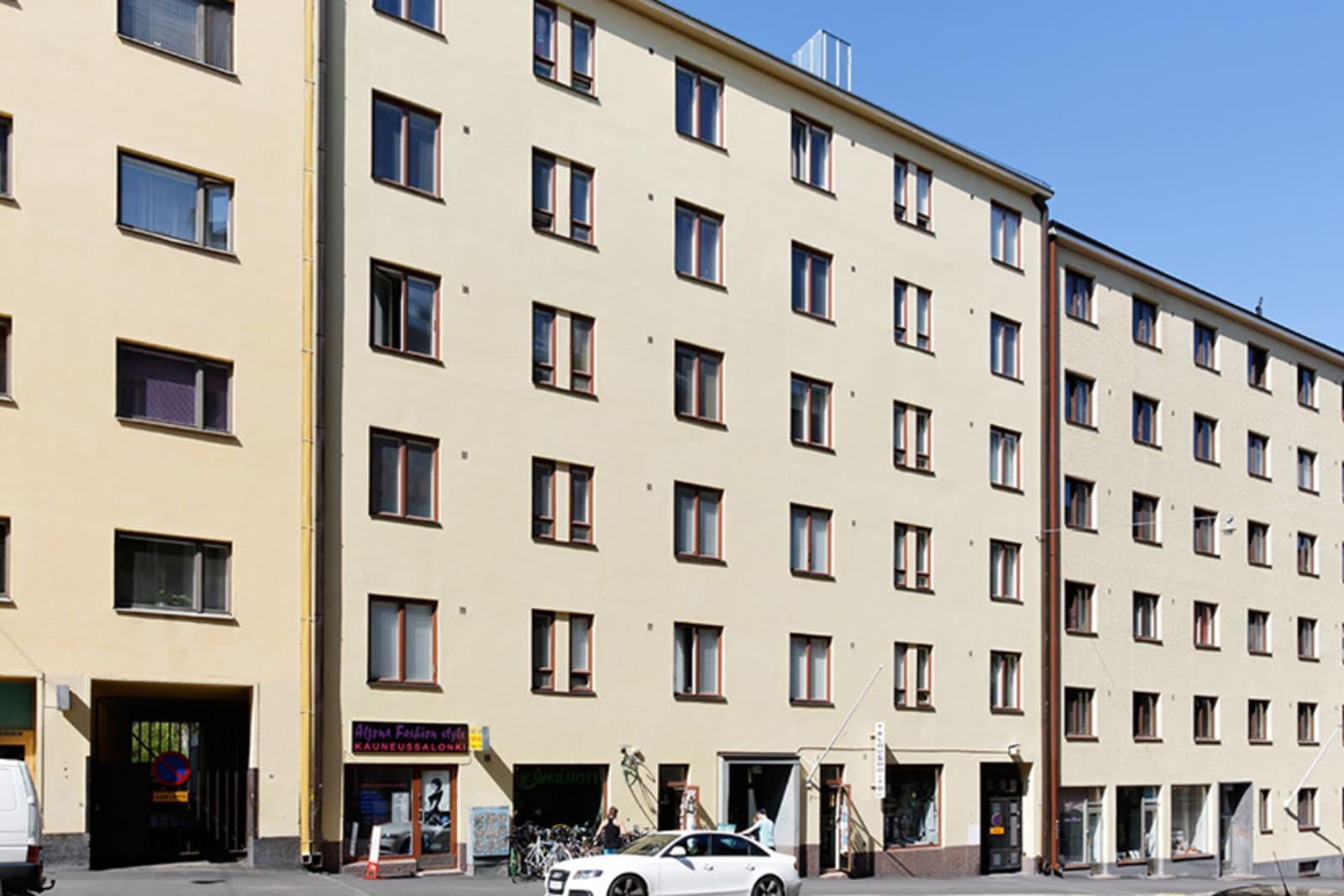 Helsinki, Kallio, Fleminginkatu 12b