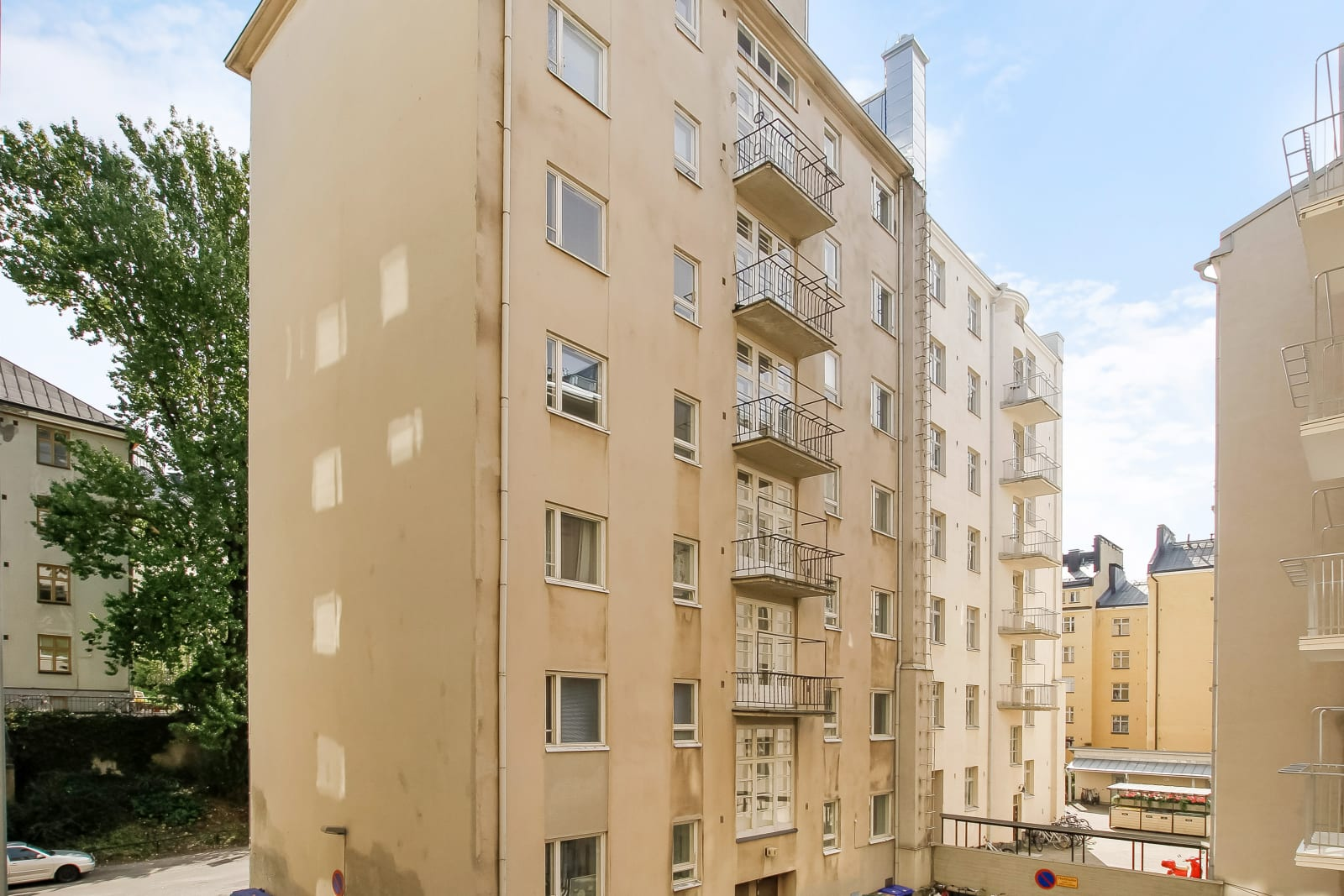 Helsinki, Kallio, Agricolankuja 8