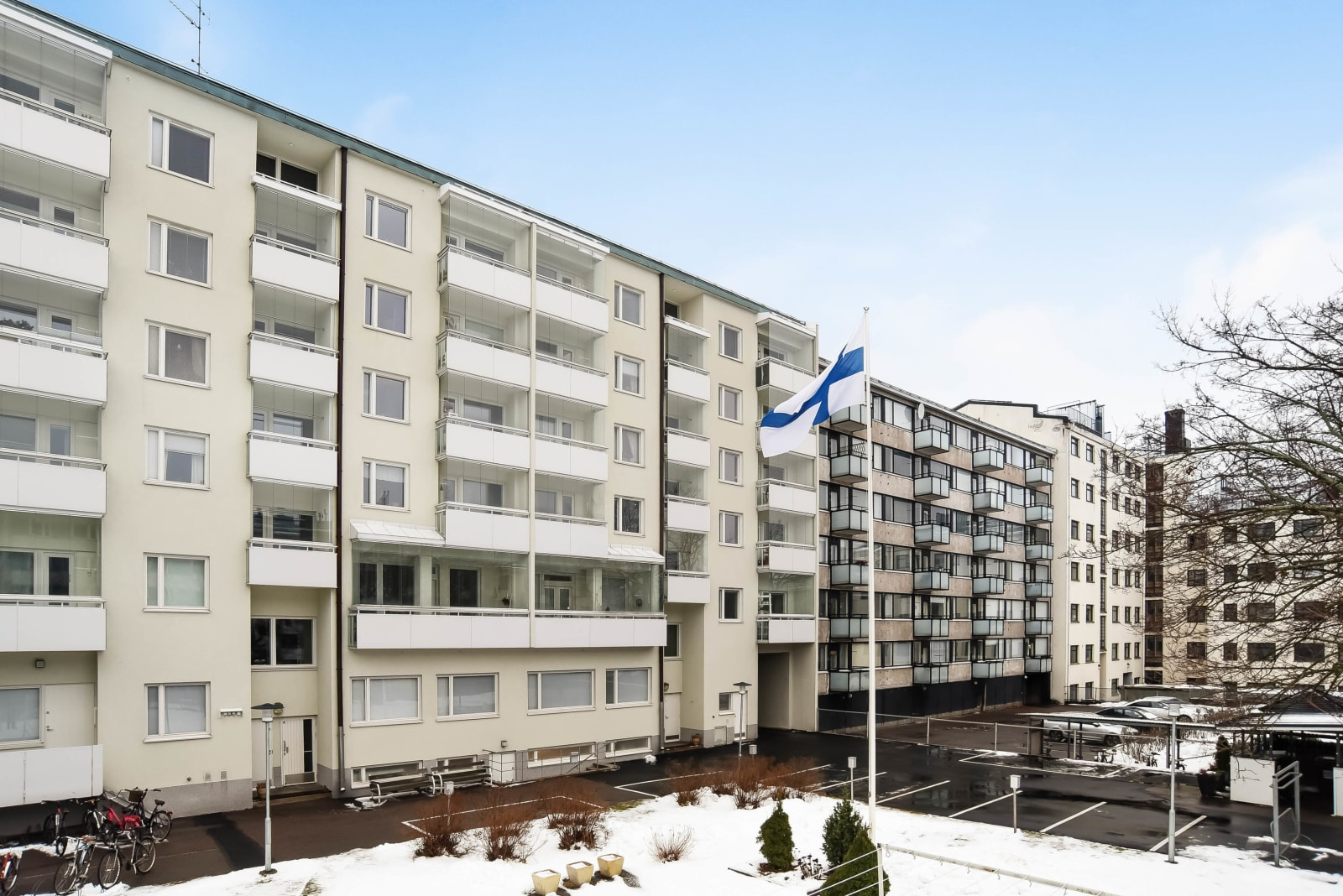 Helsinki, Kallio, Neljäs linja 24