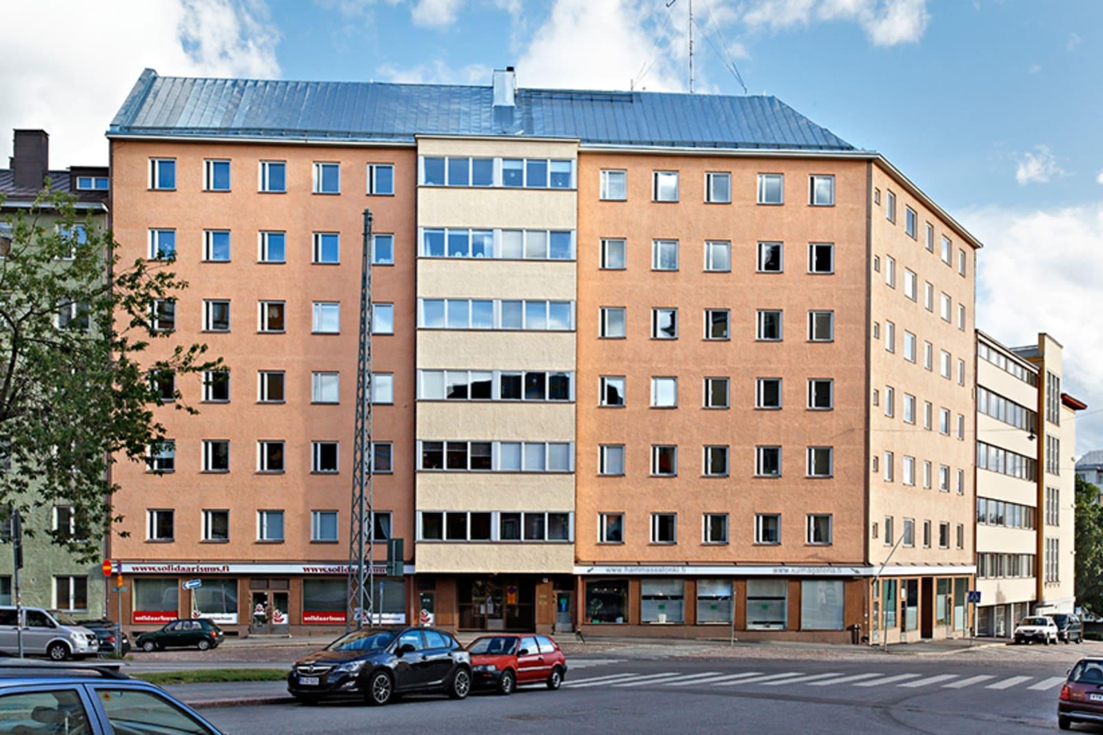Helsinki, Kallio, Agricolankatu 4