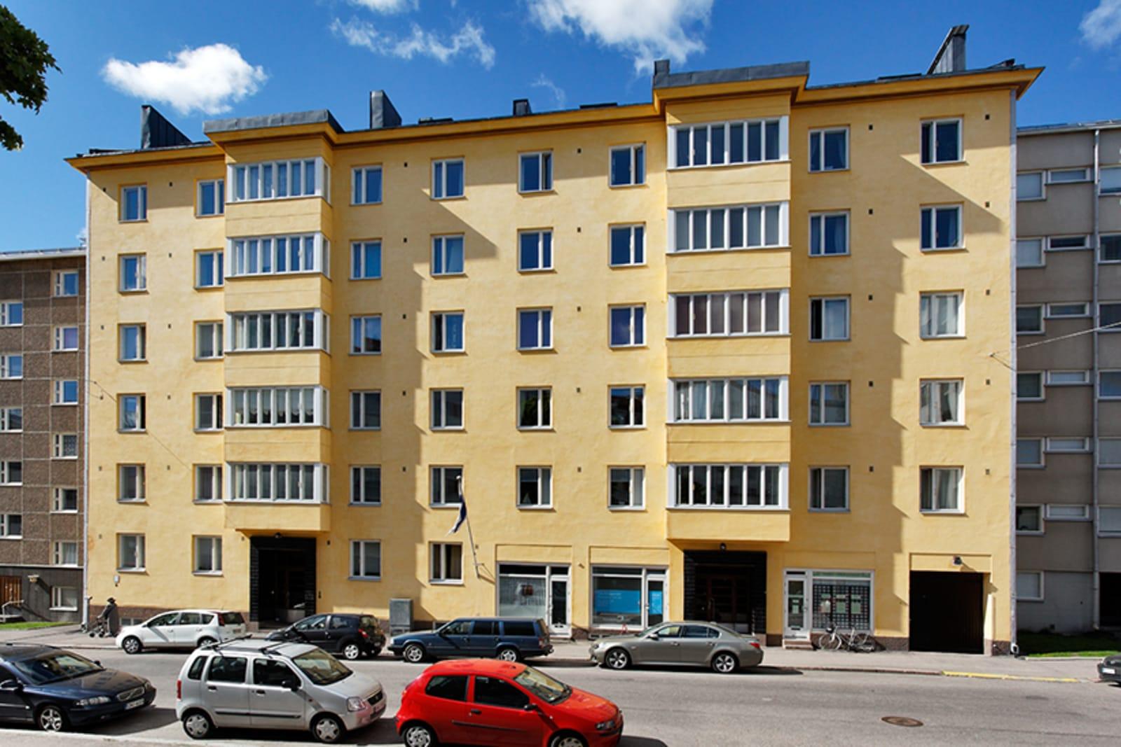 Helsinki, Kallio, Kolmas linja 14