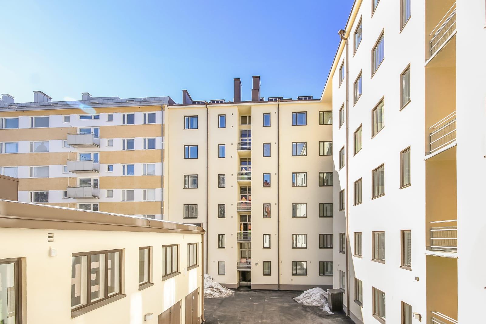 Helsinki, Kallio, Castréninkatu 3