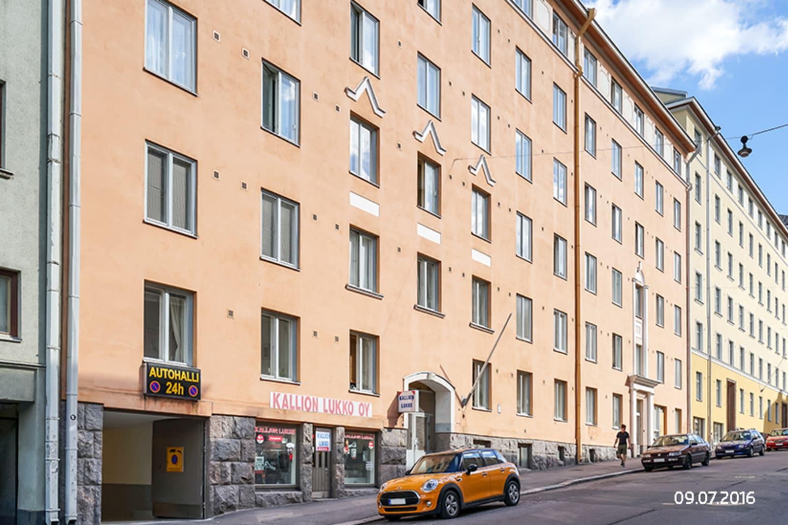 Helsinki, Kallio, Pengerkatu 27