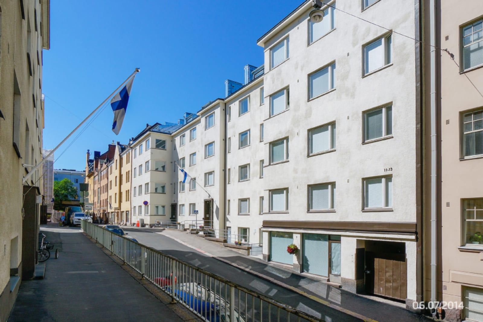 Helsinki, Kruununhaka, Kristianinkatu 11-13