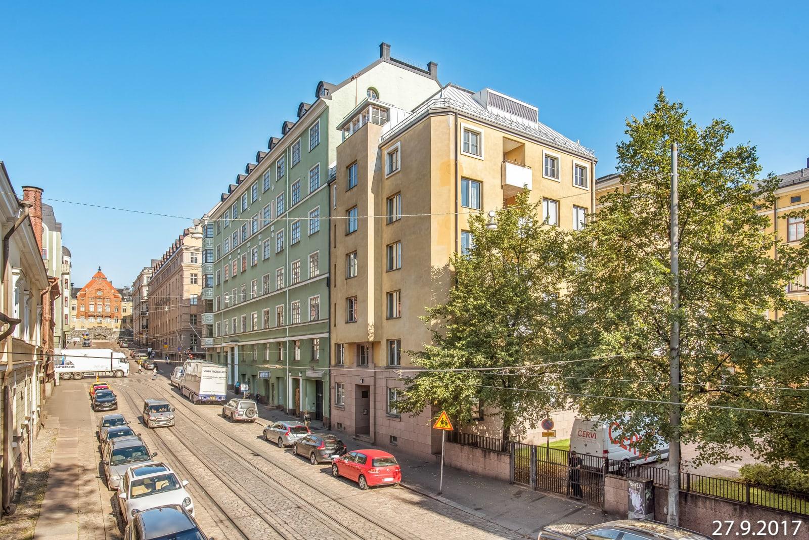 Helsinki, Kruununhaka, Snellmaninkatu 23
