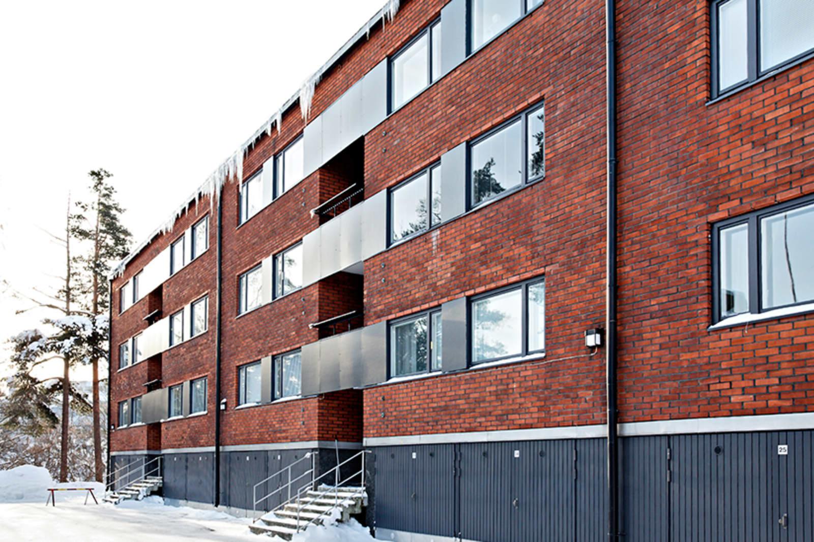 Helsinki, Kulosaari, Risto Rytin tie 28