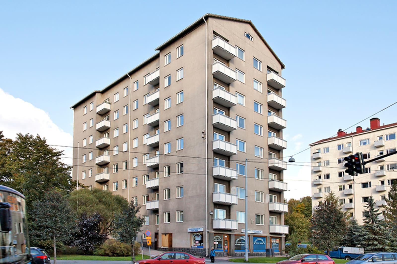 Helsinki, Laakso, Mannerheimintie 77