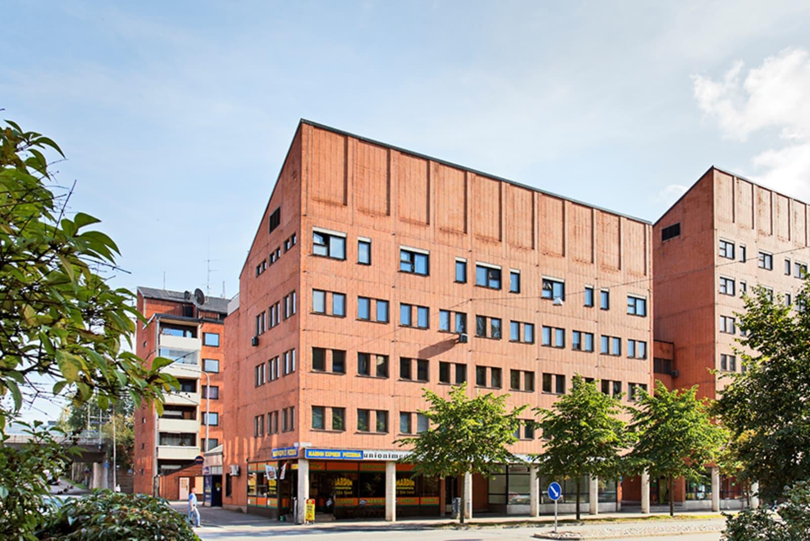 Helsinki, Lassila, Kaupintie 16/Hopeatie 1 B