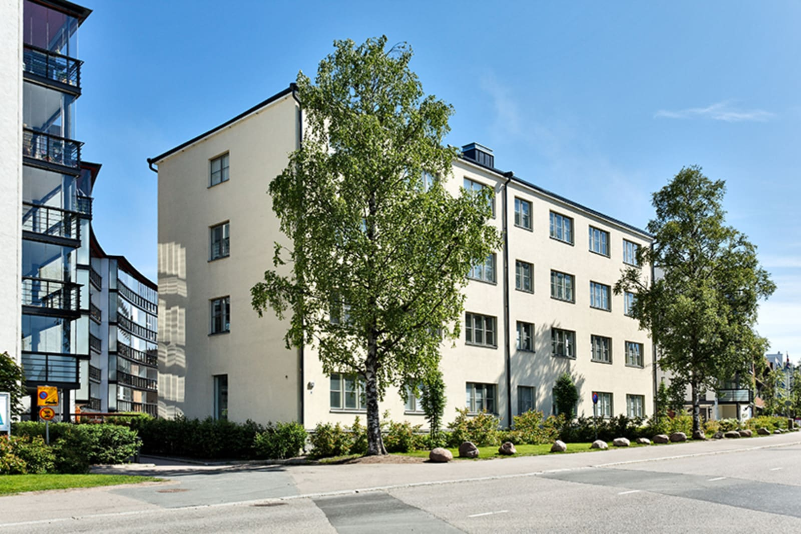 Helsinki, Lauttasaari, Vattuniemenkatu 25 G