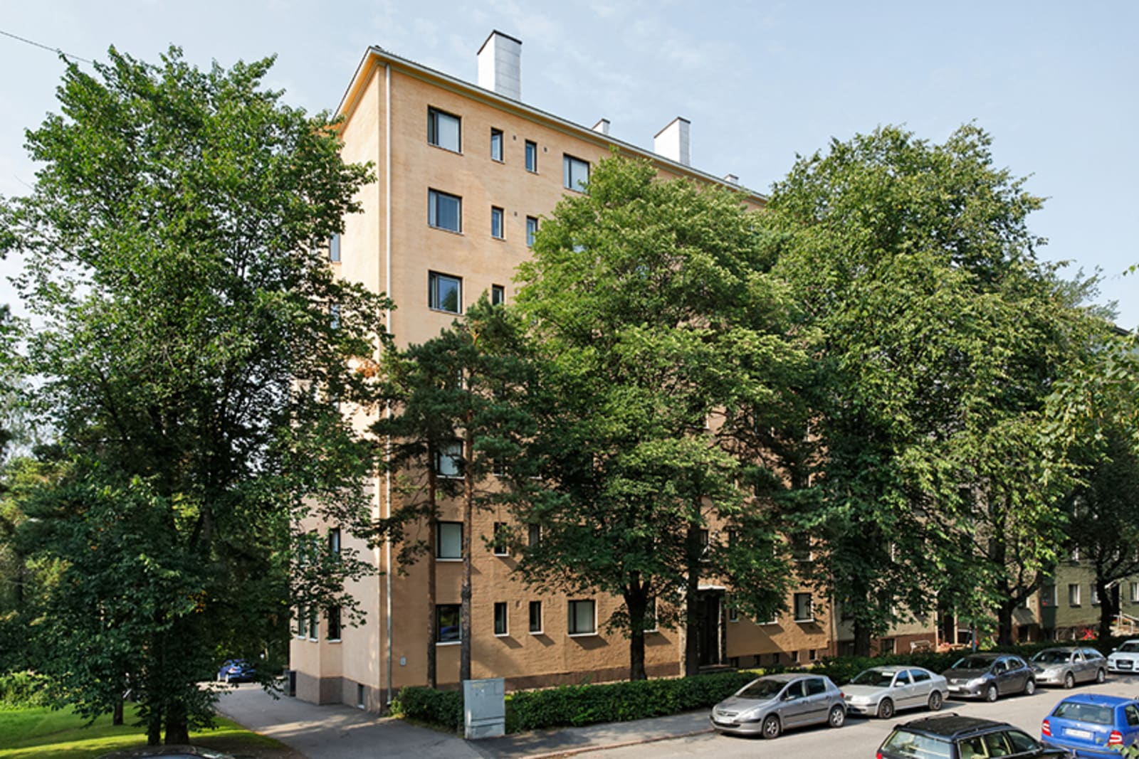 Helsinki, Meilahti, Kuusitie 9