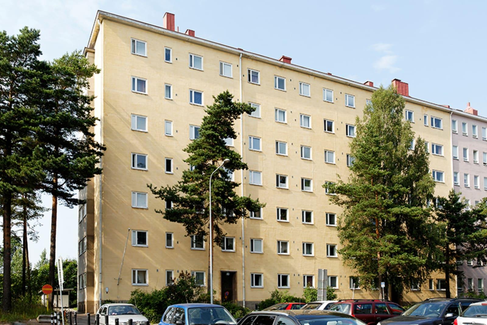 Helsinki, Meilahti, Kuusitie 15