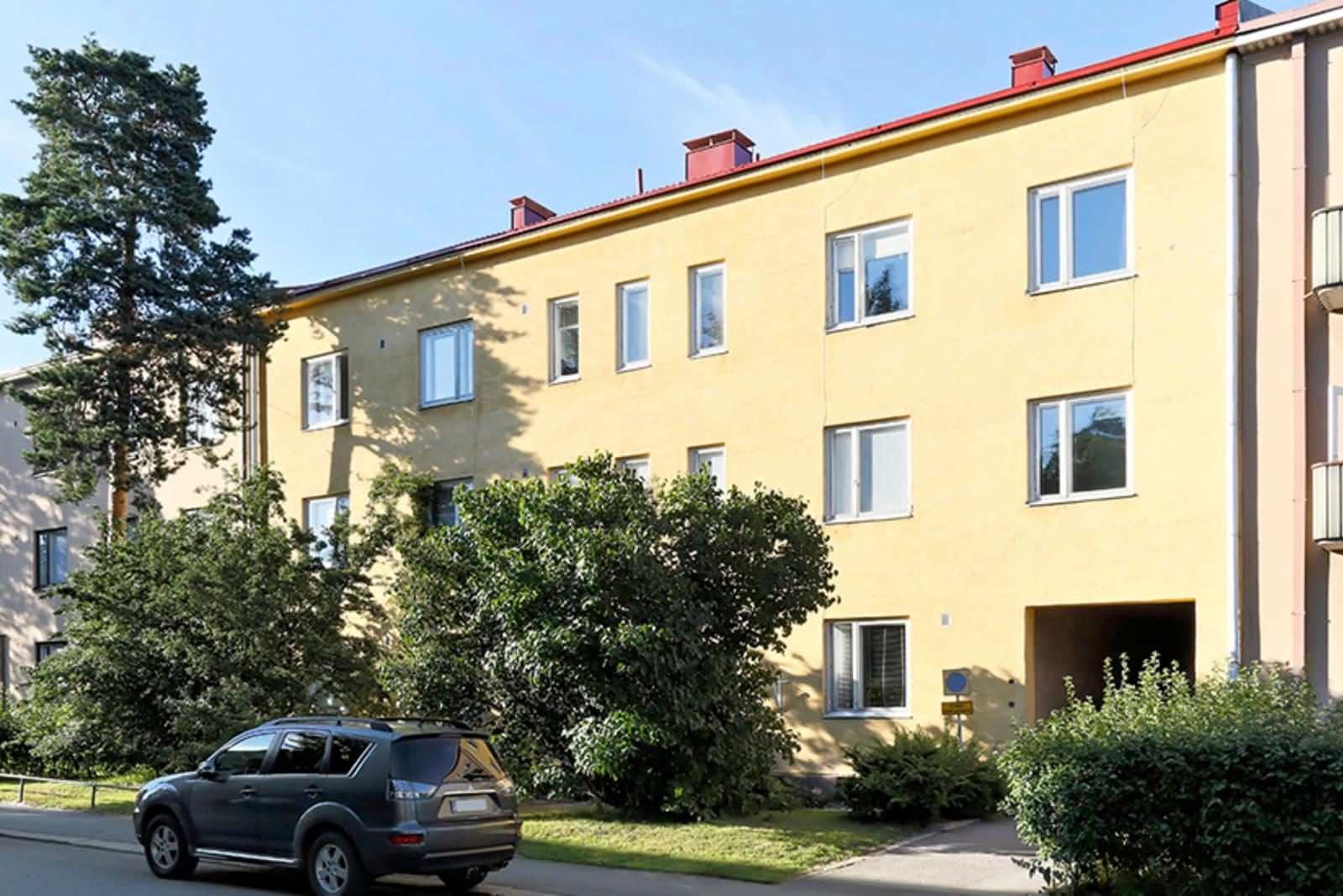 Helsinki, Meilahti, Pihlajatie 23