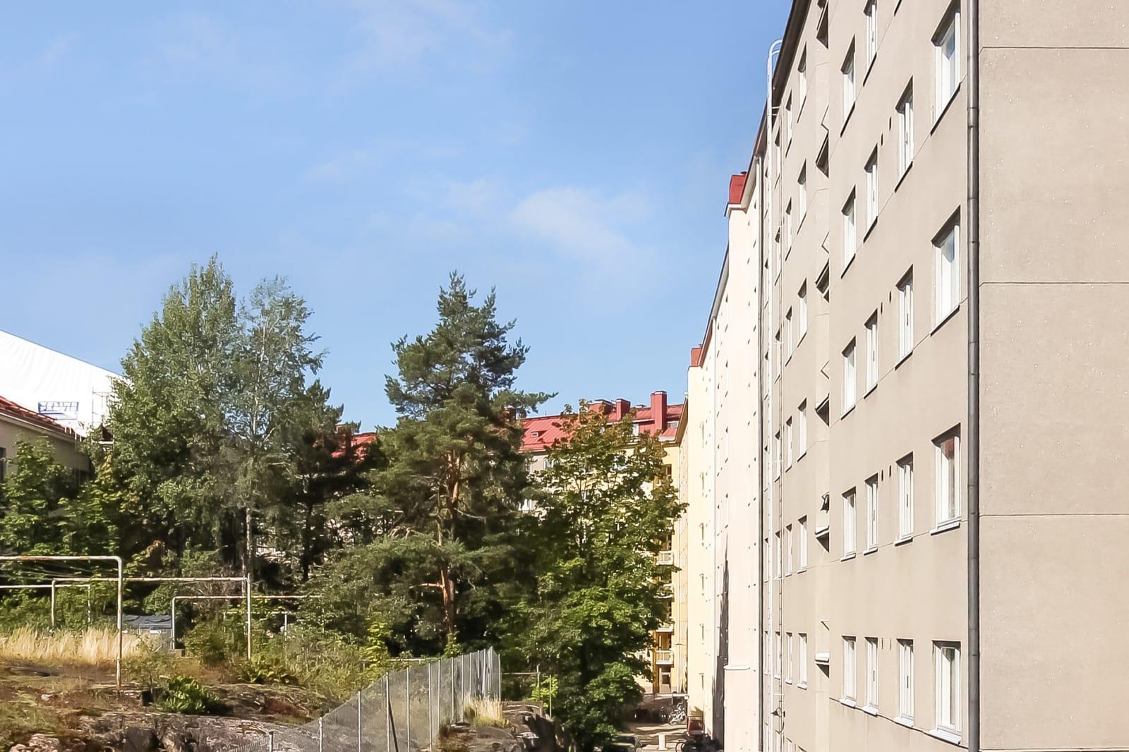 Helsinki, Meilahti, Mannerheimintie 148