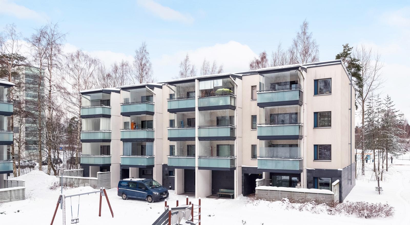 Helsinki, Mellunkylä, Tanhuankuja 2