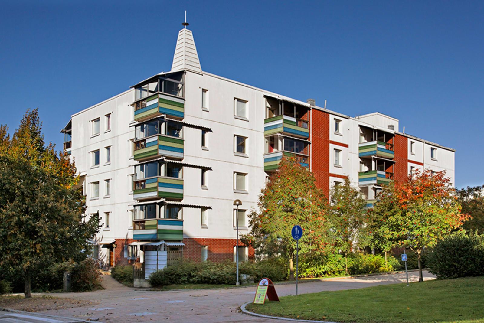 Helsinki, Mellunmäki, Laakavuorentie 4