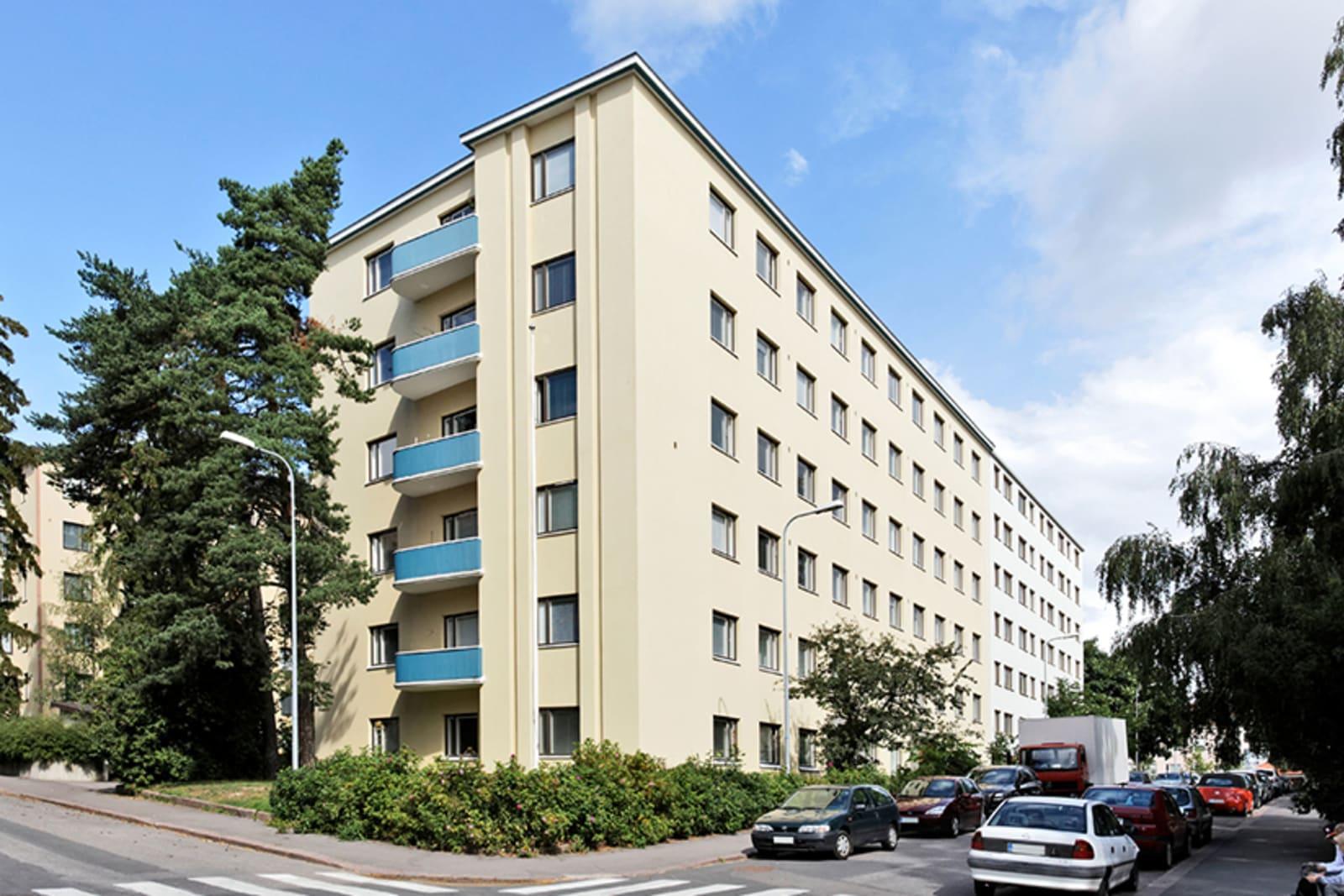 Helsinki, Munkkiniemi, Solnantie 32
