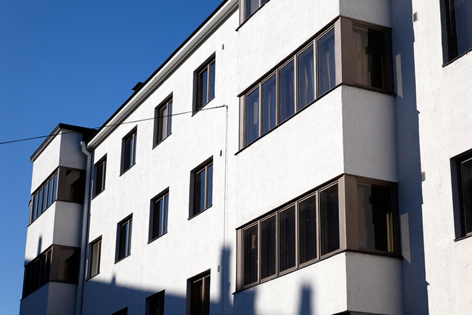 Helsinki, Munkkiniemi, Laajalahdentie 26