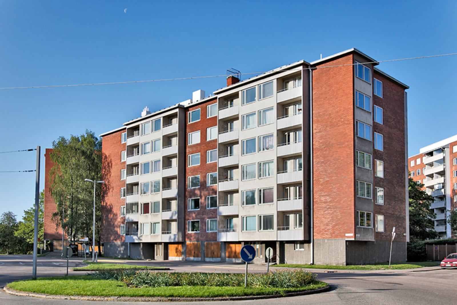 Helsinki, Munkkiniemi, Tammitie 21