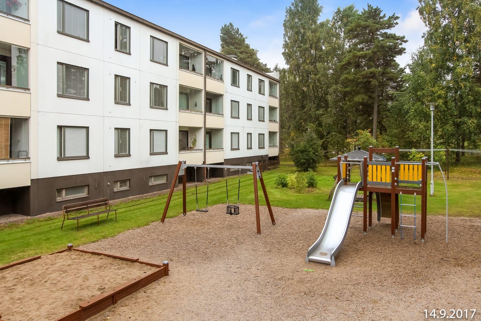 Helsinki, Myllypuro, Myllymatkantie 1