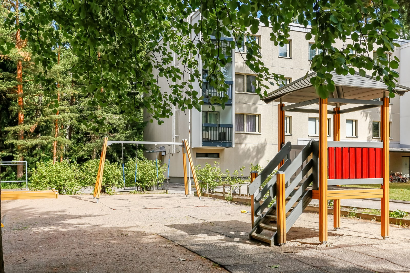 Helsinki, Oulunkylä, Maapadontie 3
