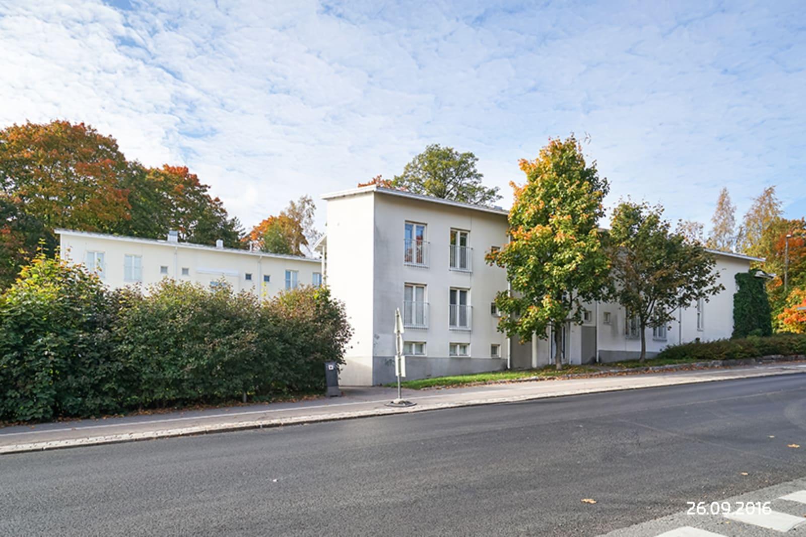 Helsinki, Oulunkylä, Siltavoudintie 20