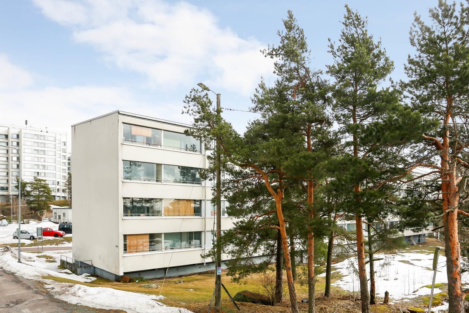 Helsinki, Pihlajamäki, Kiillekuja 4