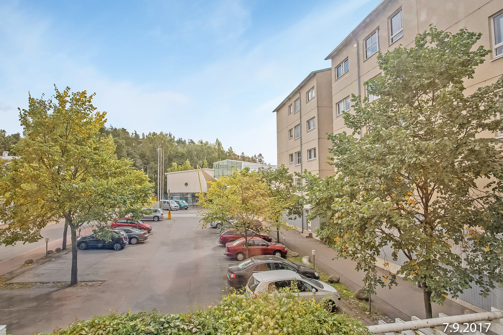 Helsinki, Pikku Huopalahti, Tilkankatu 15