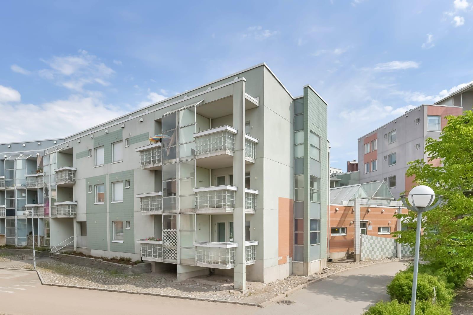 Helsinki, Pikku Huopalahti, Taavetinaukio 3, Taavetinkuja 11