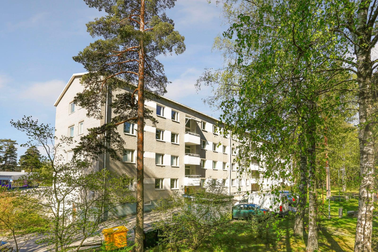 Helsinki, Pitäjänmäki, Pajamäentie 7