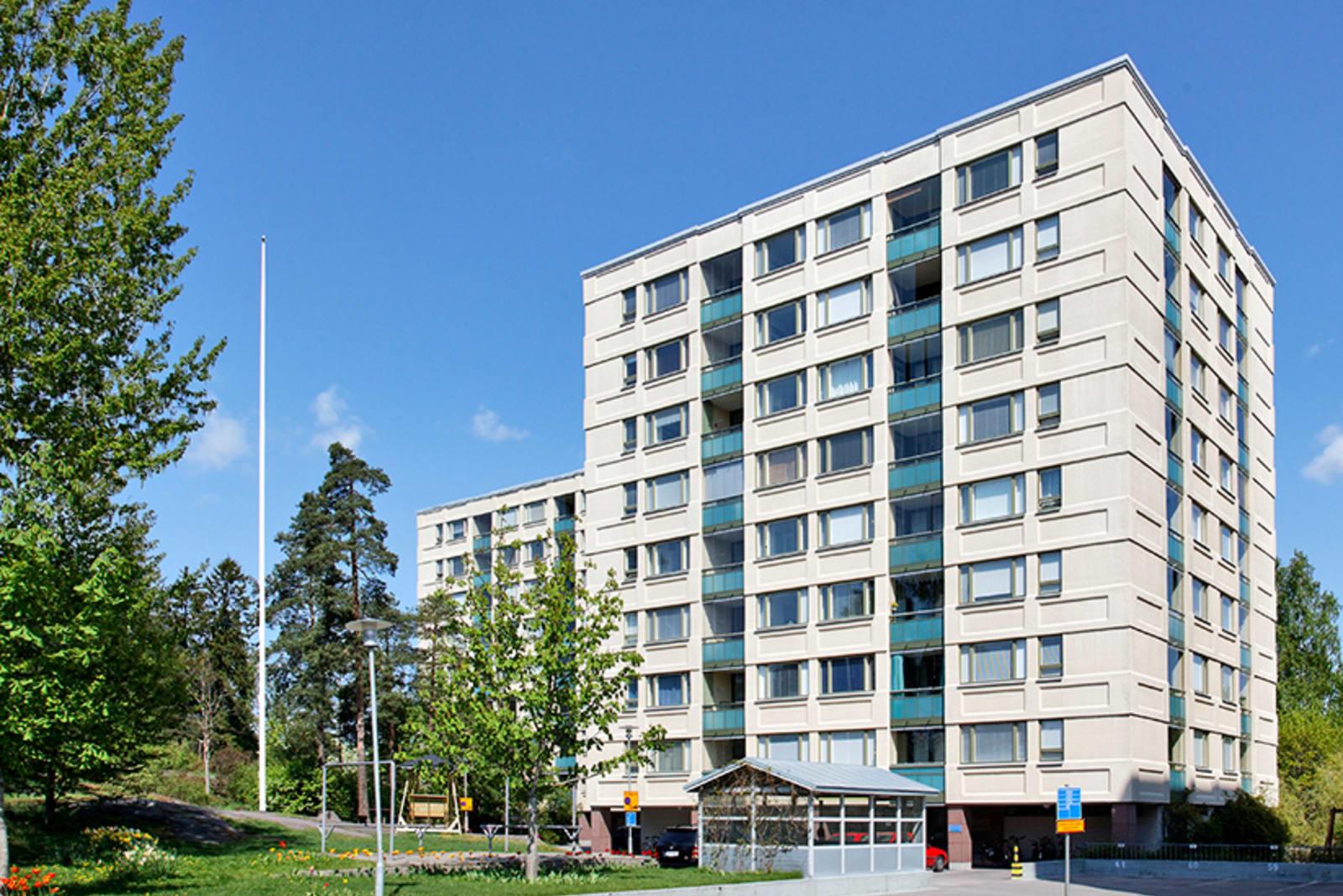 Helsinki, Pitäjänmäki, Sulkapolku 6