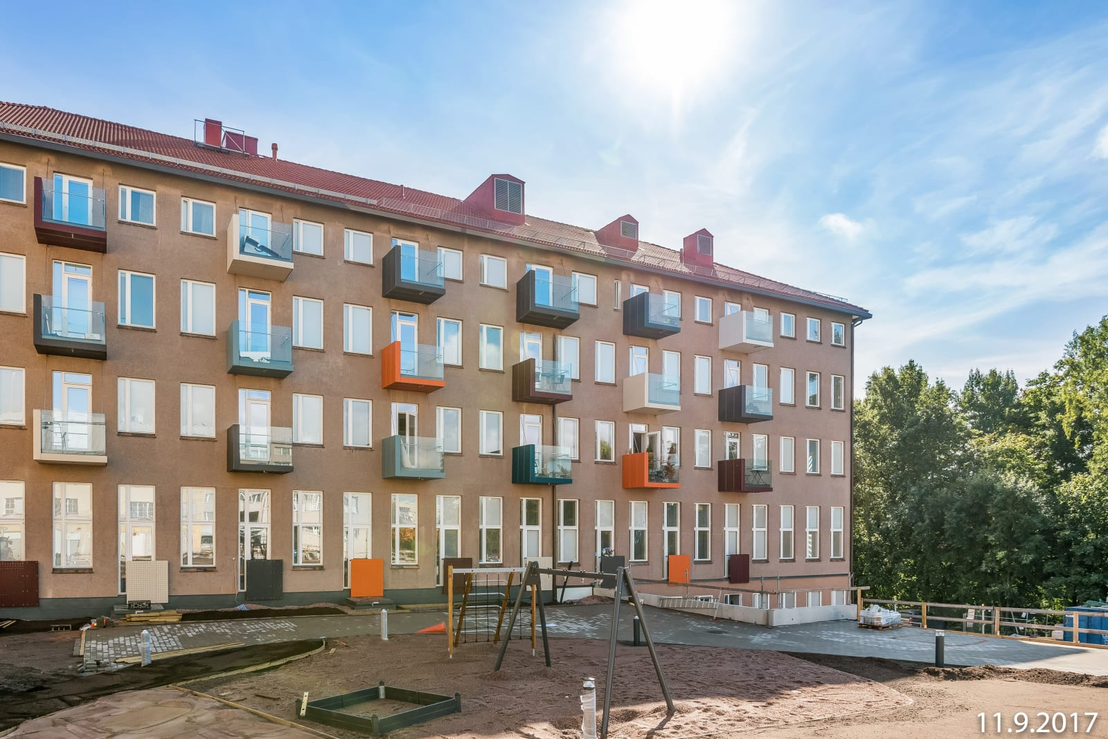 Helsinki, Pitäjänmäki, Kutomotie 14 A