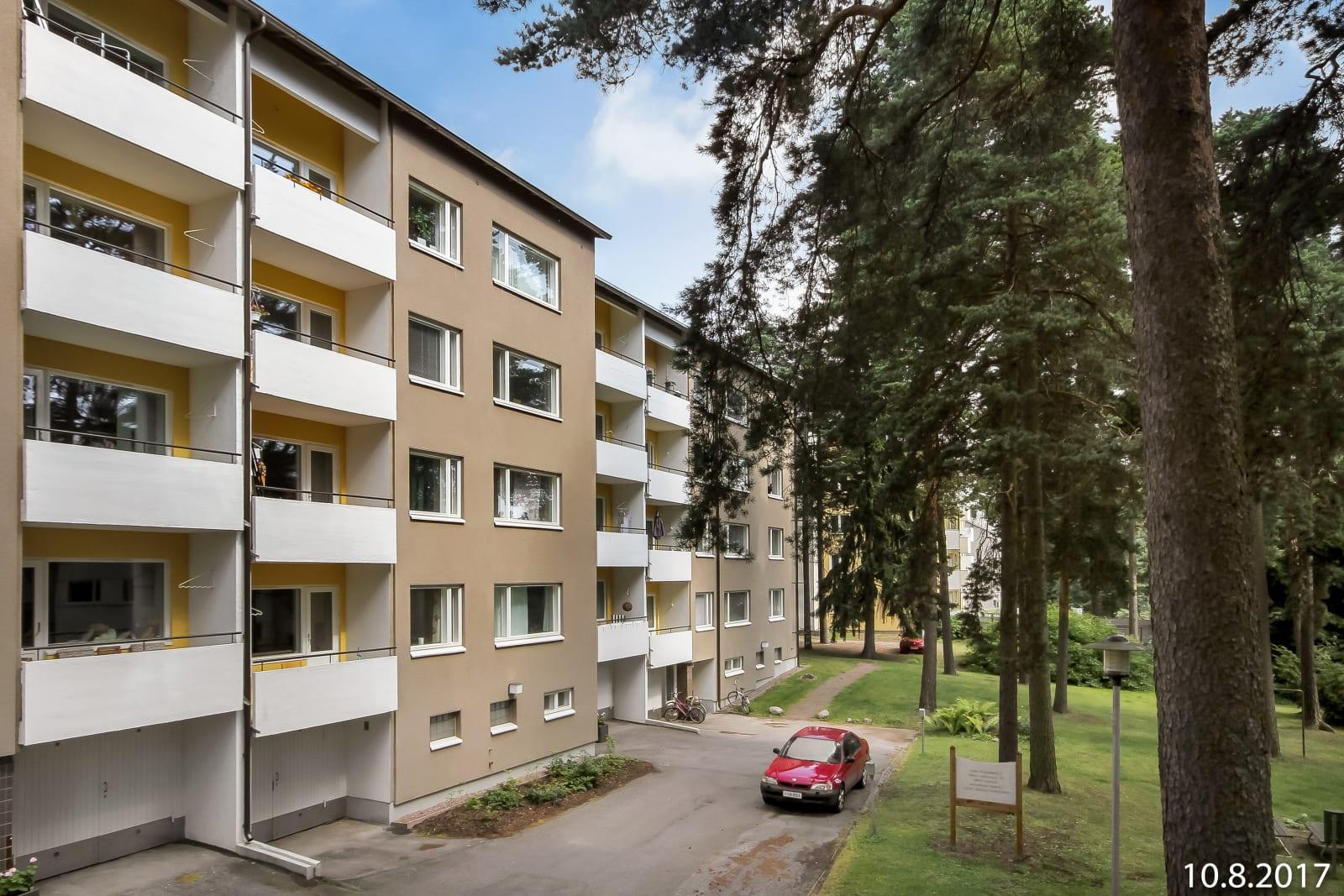 Helsinki, Pitäjänmäki, Pajamäentie 6