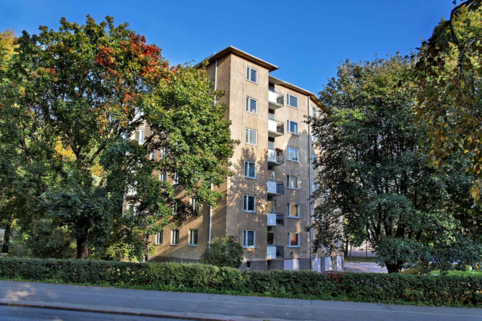 Helsinki, Pohjois-Haaga, Näyttelijäntie 6