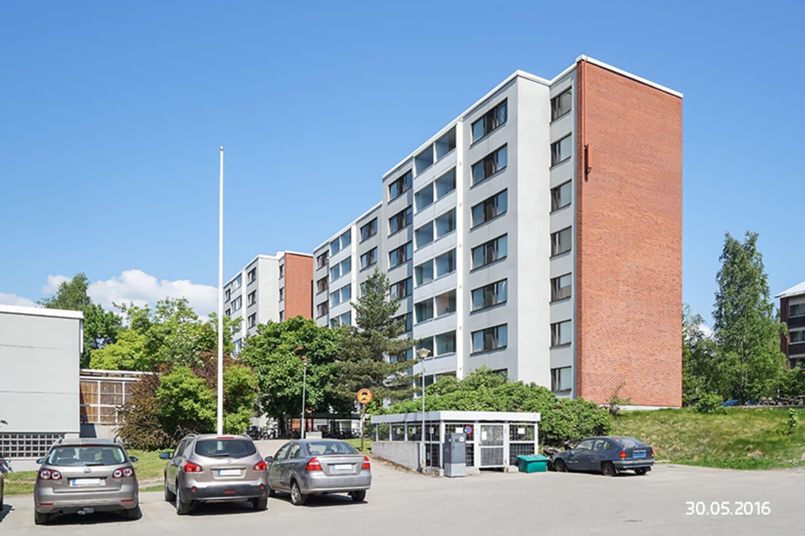 Helsinki, Pohjois-Haaga, Ida Aalbergin tie 1
