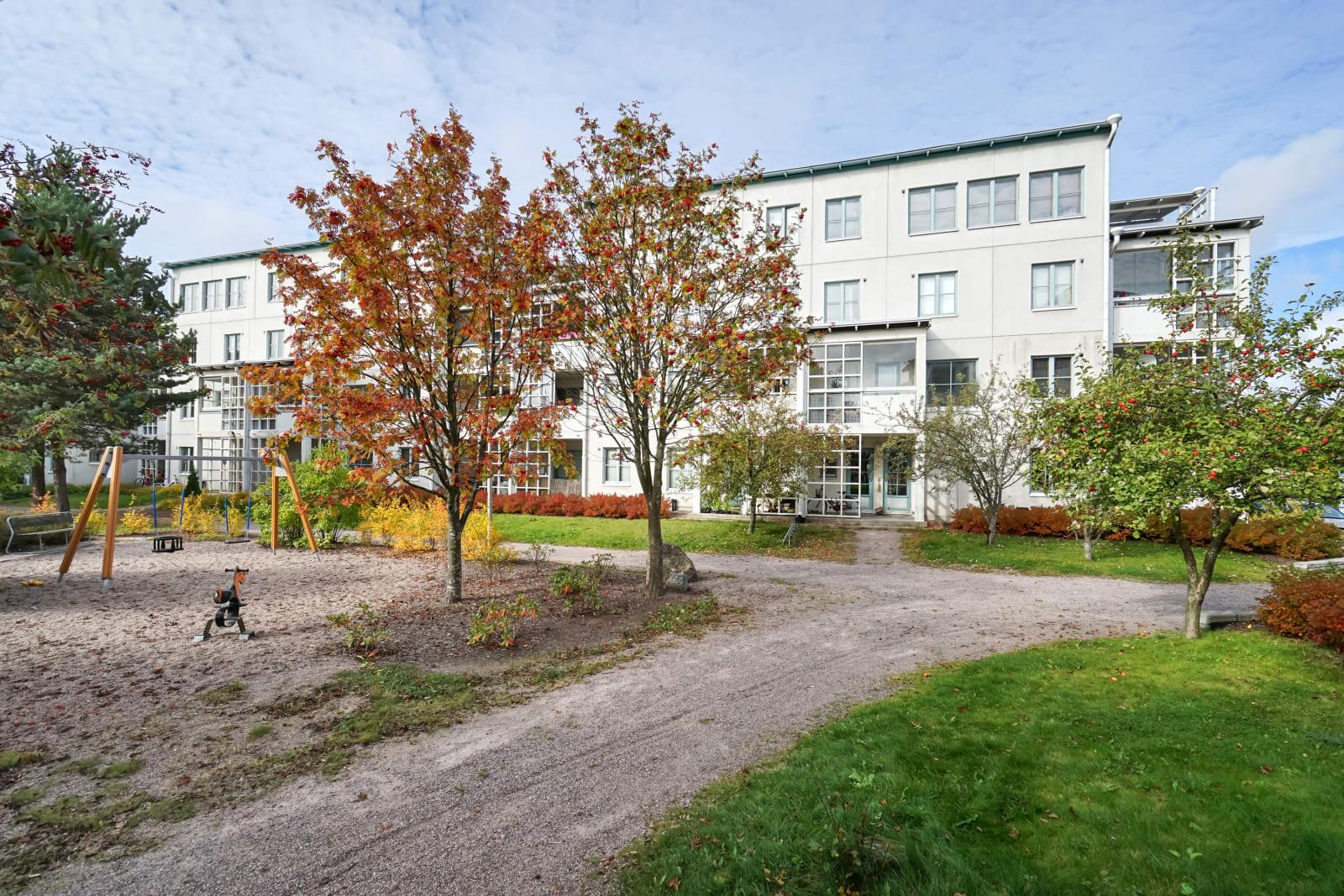 Helsinki, Pukinmäki, Johan Bockin kuja 6