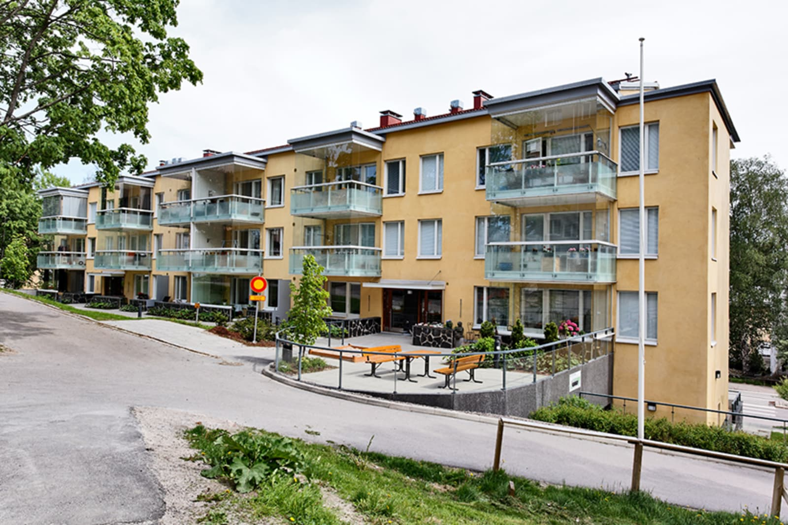 Helsinki, Ruskeasuo, Koroistentie 6